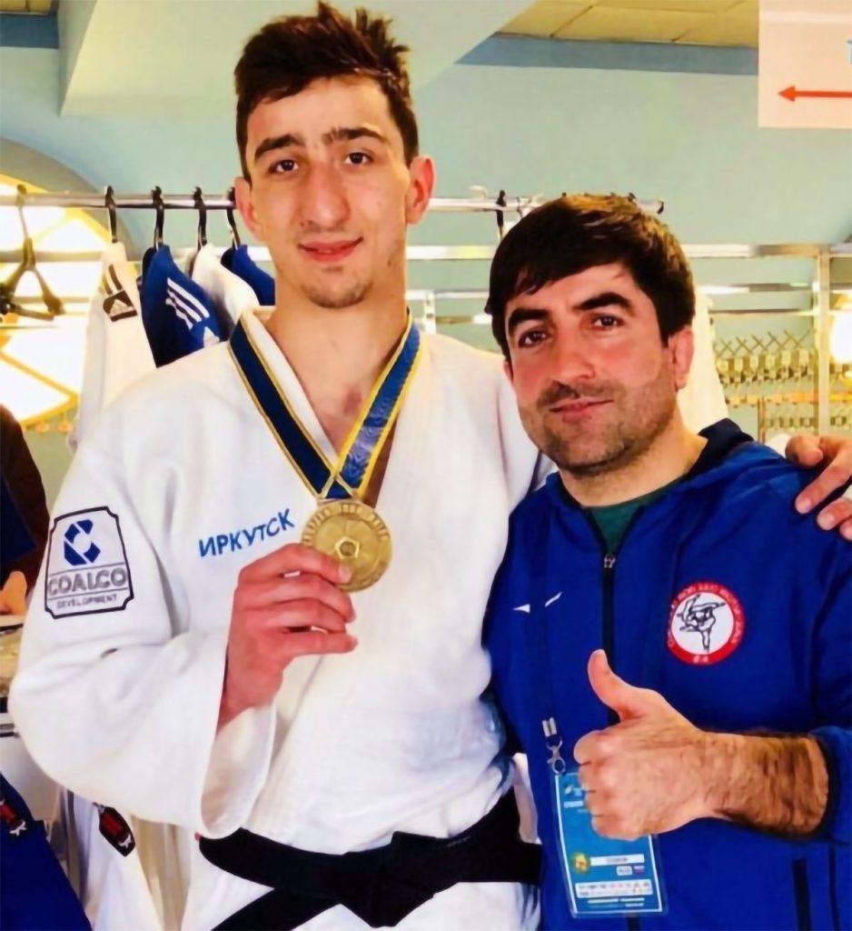 Иркутский дзюдоист одержал победу на всероссийском мастерском турнире