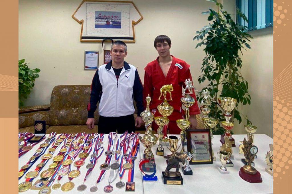 Самбист Андрей Онищенко завоевал бронзовую медаль на первенстве Европы