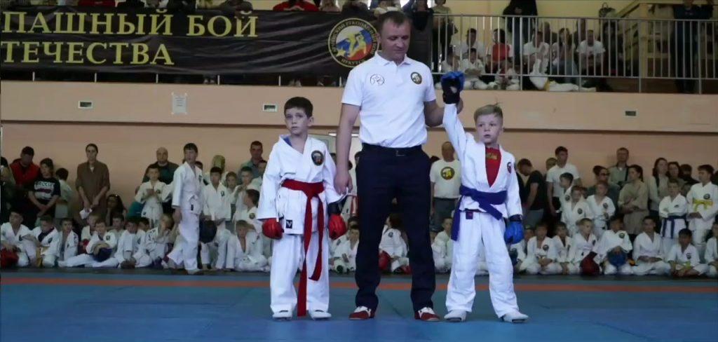 В Иркутске прошли соревнования по рукопашному бою