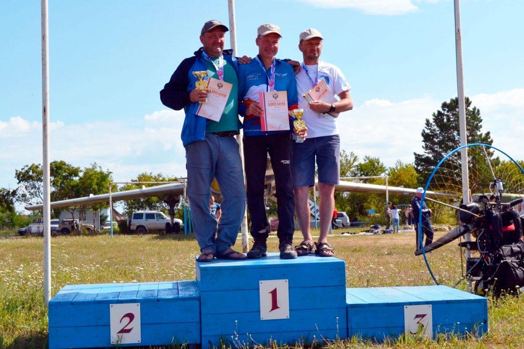 Третье место занял Александр Рудых на чемпионате России по спорту сверлёгкой авиации