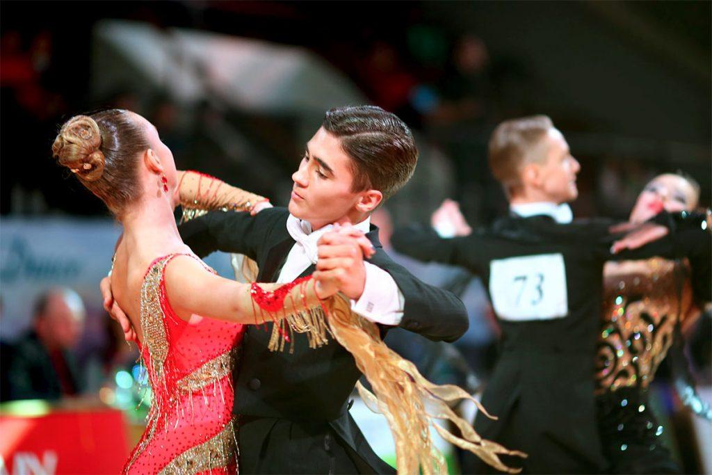 21 и 22 марта в Иркутске пройдёт XXVII международный фестиваль танцевального спорта «Байкал-данс»