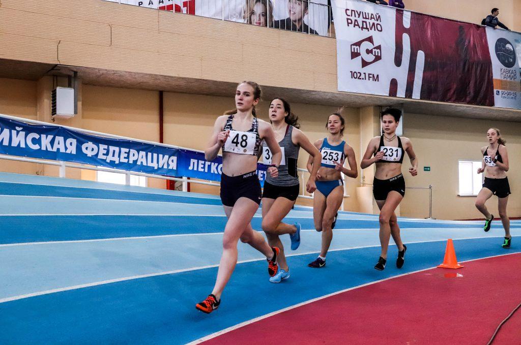 Чемпионат и первенства Сибири по легкой атлетике пройдут в Иркутске