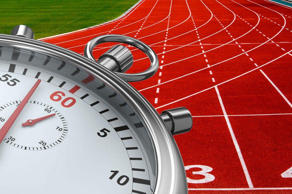 Иркутяне успешно выступили на всероссийских соревнованиях по лёгкой атлетике
