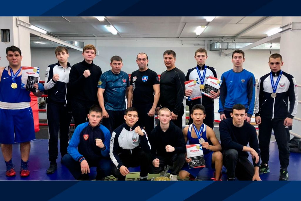 Боксёры Приангарья выиграли восемь медалей на соревнованиях в Новосибирске
