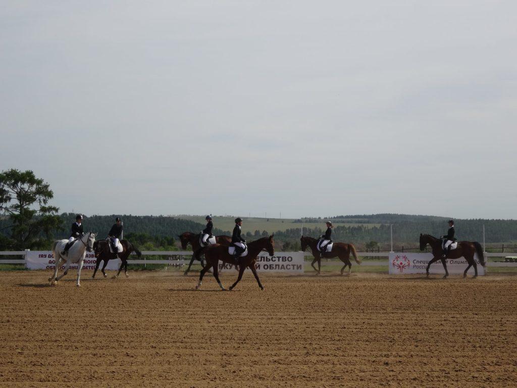 Чемпионат и первенство области по адаптивному конному спорту пройдут в Иркутске с 22 по 24 октября