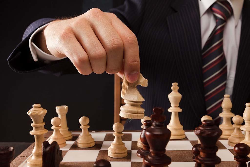 Команда министерства финансов Приангарья победила на соревнованиях по шахматам в рамках Спартакиады
