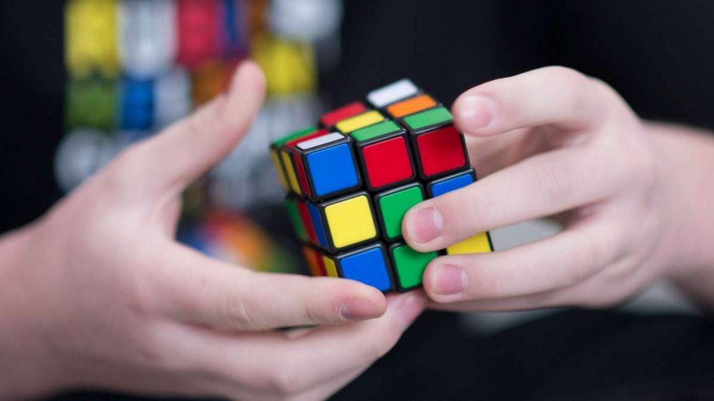 Иркутский фестиваль кубика Рубика