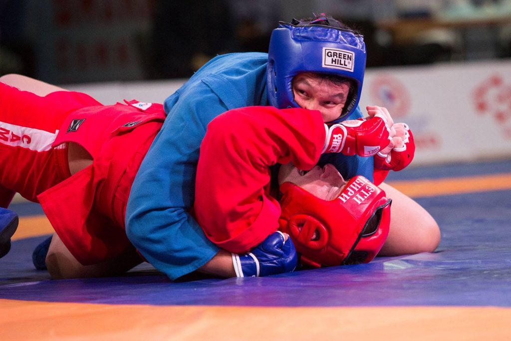 Международный турнир по боевому самбо пройдёт в Иркутске