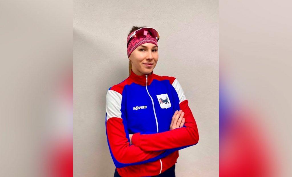Дарья Филиппова заняла второе место на всероссийских соревнованиях по конькобежному спорту «Невский лед»