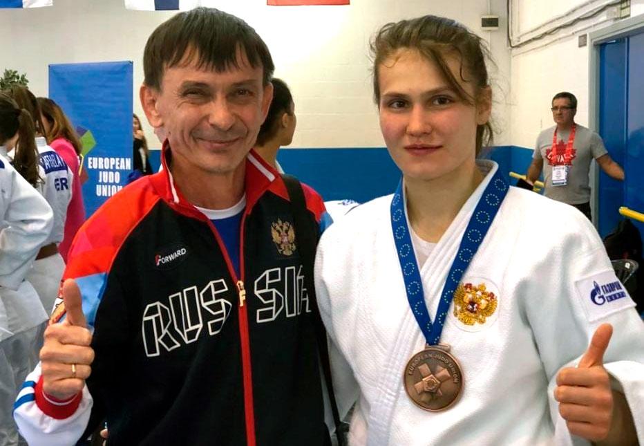 Дзюдоисты Приангарья завоевали две медали на всероссийских соревнованиях памяти Григория Веричева