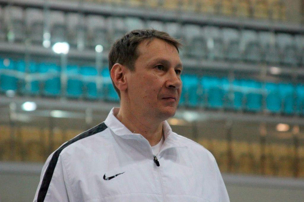 Лучшим организатором ветеранского легкоатлетического движения России стал Дмитрий Беликов