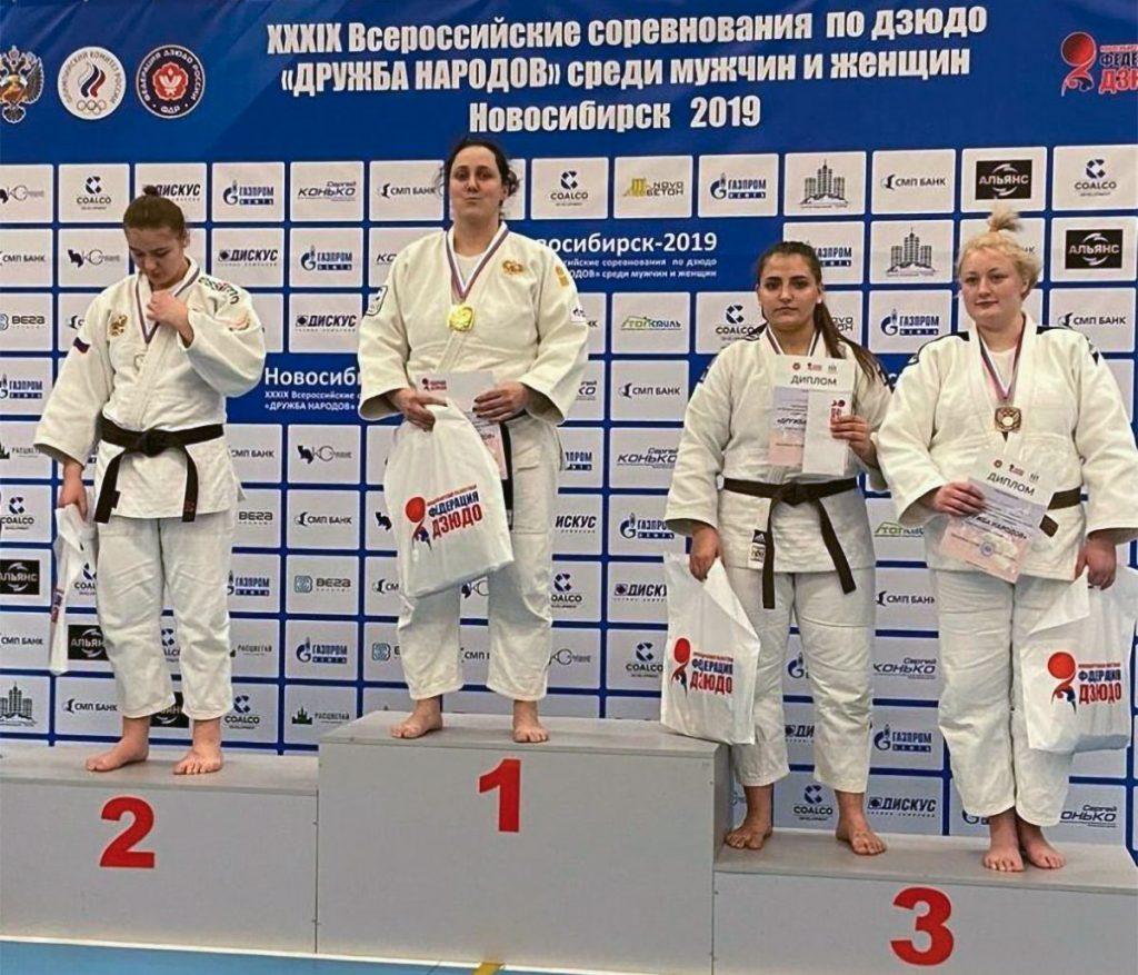 Спортсмены из Иркутской области завоевали две бронзовые медали на мастерском турнире по дзюдо «Дружба народов»