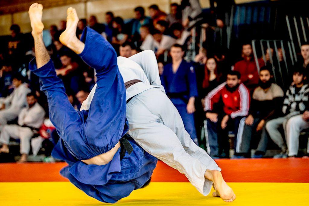 Сборная Иркутской области впервые победила в командном зачёте на первенстве СФО по дзюдо