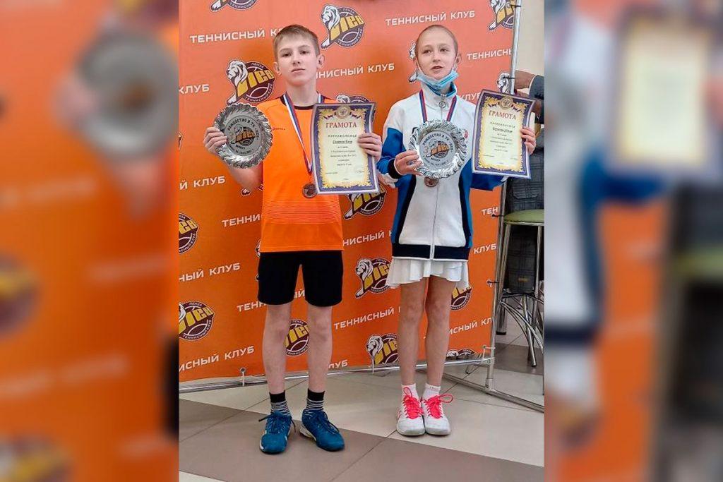 Иркутский теннисист Егор Семёнов стал бронзовым призёром турнира «Рождество в ТК «Лев»
