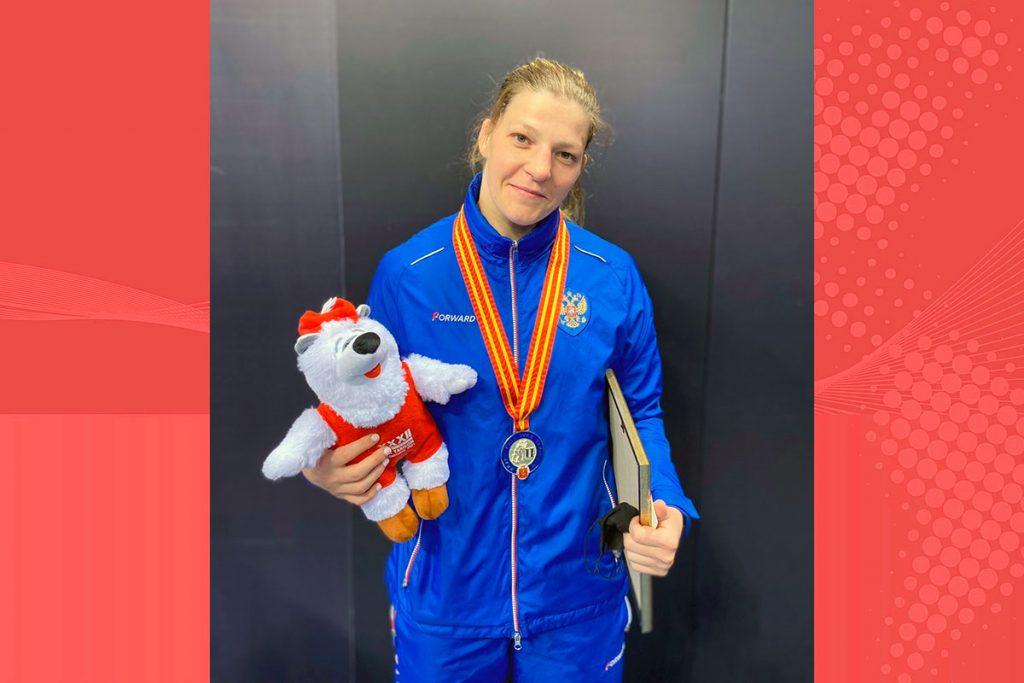 Спортсменки Иркутской области выиграли 2 медали на Международном турнире по вольной борьбе в Красноярске