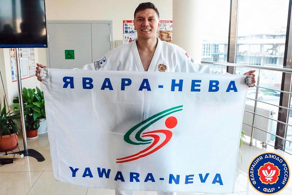 Евгений Прокопчук занял первое место на клубном чемпионате России по дзюдо