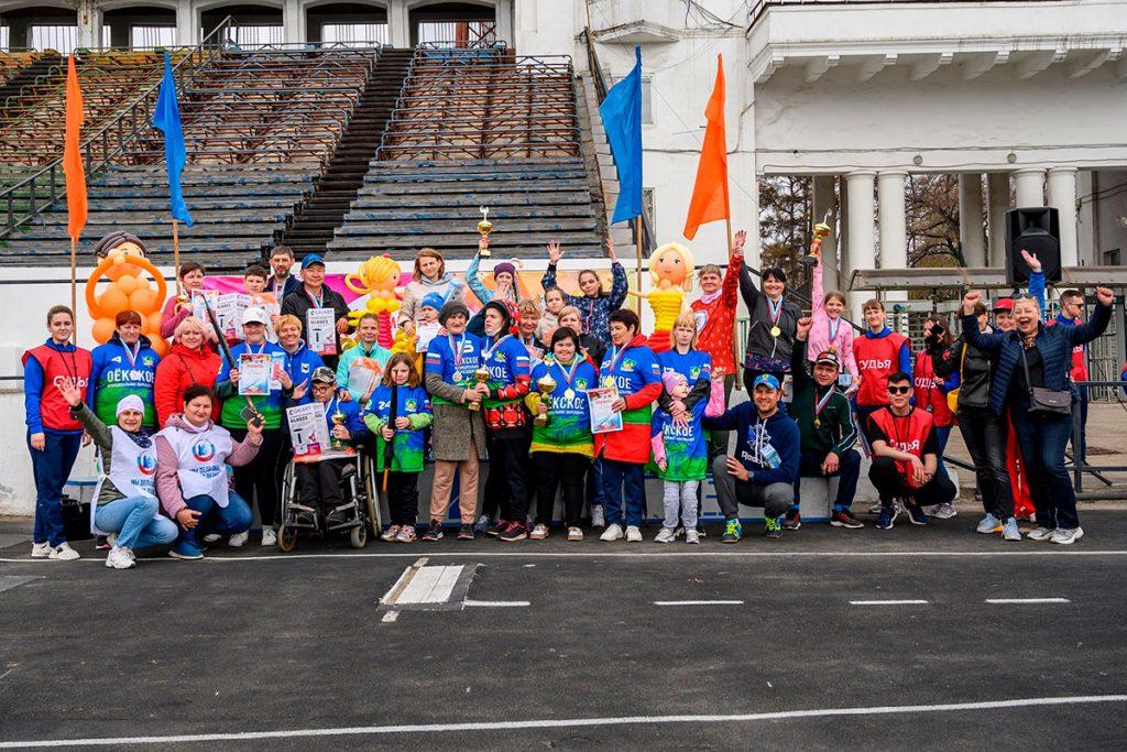 Фестиваль семейного спорта «Оздоровительный спорт – в каждую семью» состоялся в Иркутске