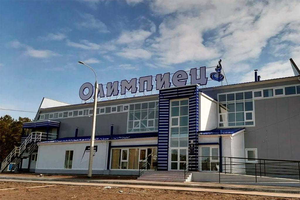 В поселке Усть-Уда 15 мая откроется физкультурно-оздоровительный комплекс