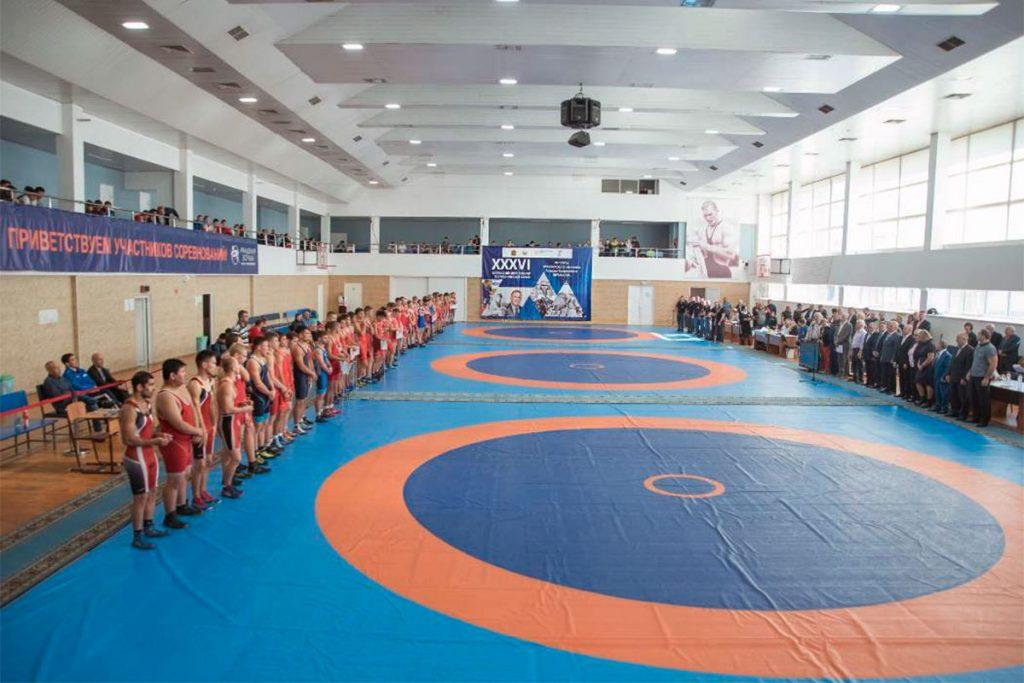 XXXVI всероссийский турнир по греко-римской борьбе: спортсмены Иркутской области завоевали три медали