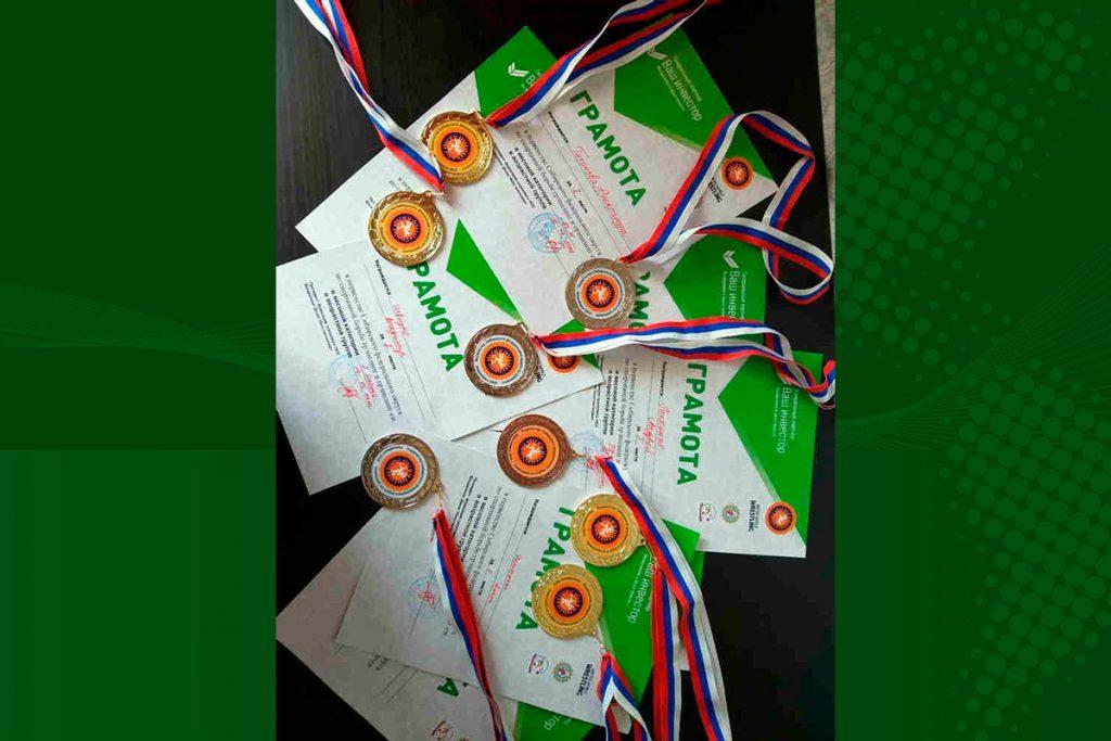 49 медалей завоевали спортсмены Иркутской области на первенстве СФО по грэпплингу