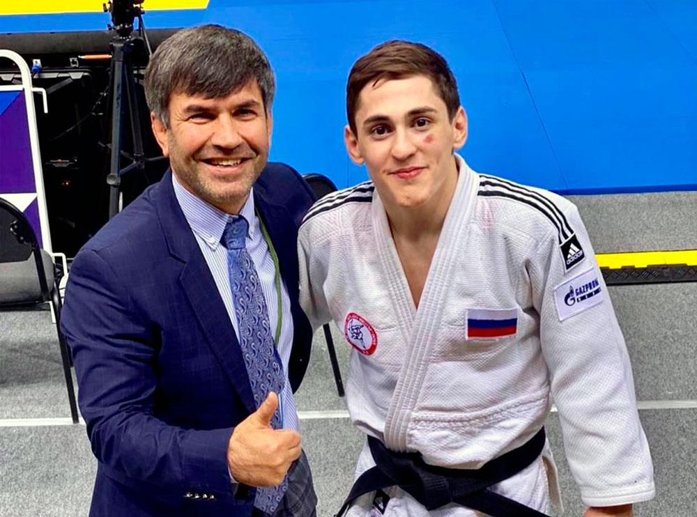 Хетаг Басаев примет участие в первенстве Европы по дзюдо среди юниоров до 21 года