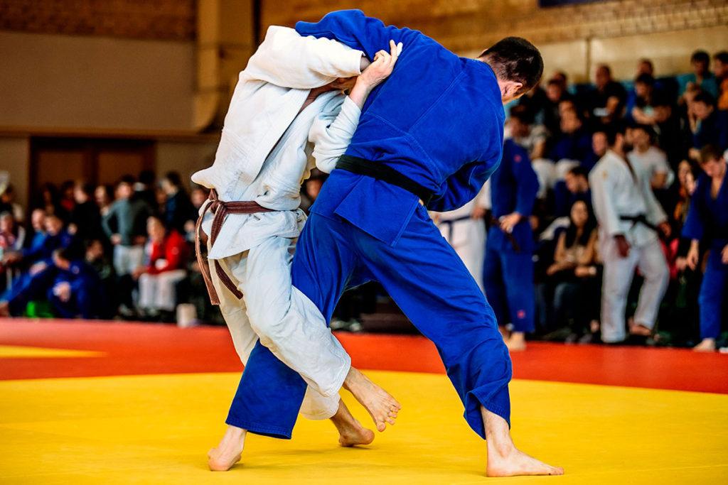 Три спортсмена Приангарья примут участие в международном турнире по дзюдо «Большой шлем»