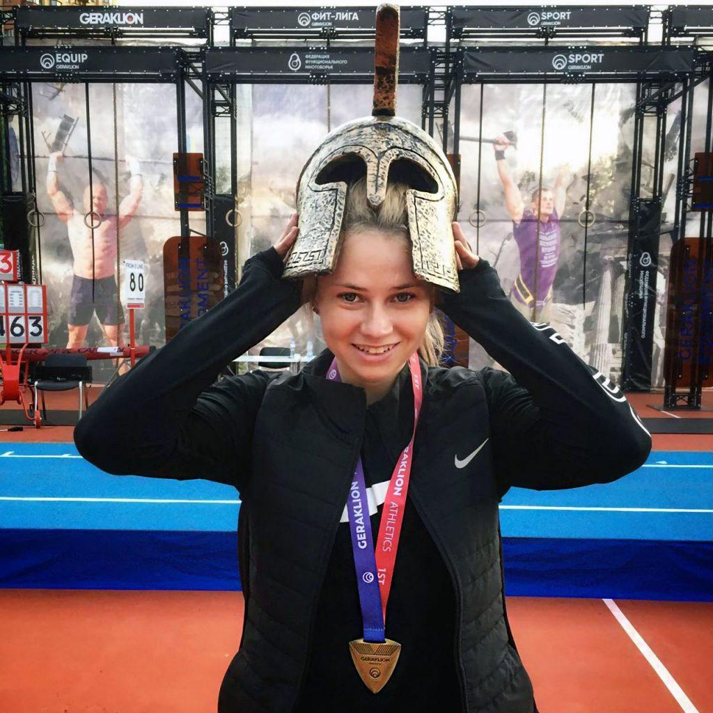 Иркутские прыгуньи с шестом завоевали «золото» и «бронзу» на соревнованиях по лёгкой атлетике