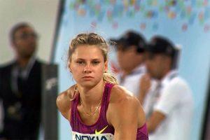 Ангелина Жук-Краснова завоевала «серебро» в прыжках с шестом на чемпионате России по лёгкой атлетике