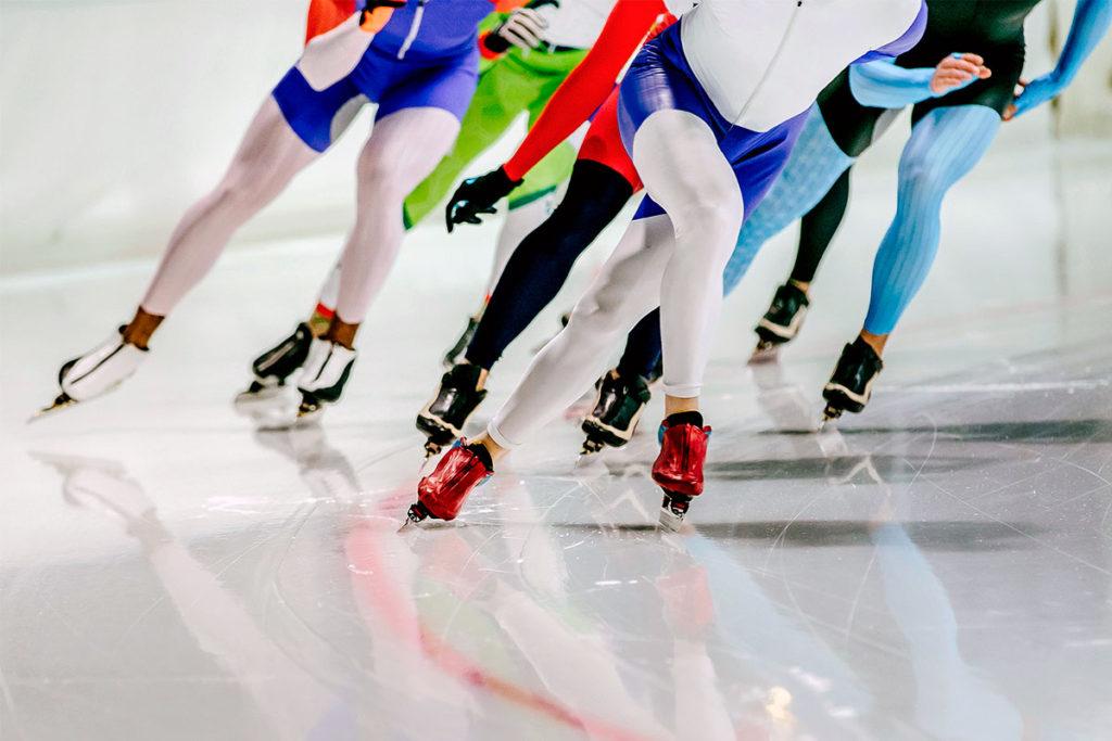Чемпионат России по конькобежному спорту состоится в иркутском Ледовом дворце «Байкал»