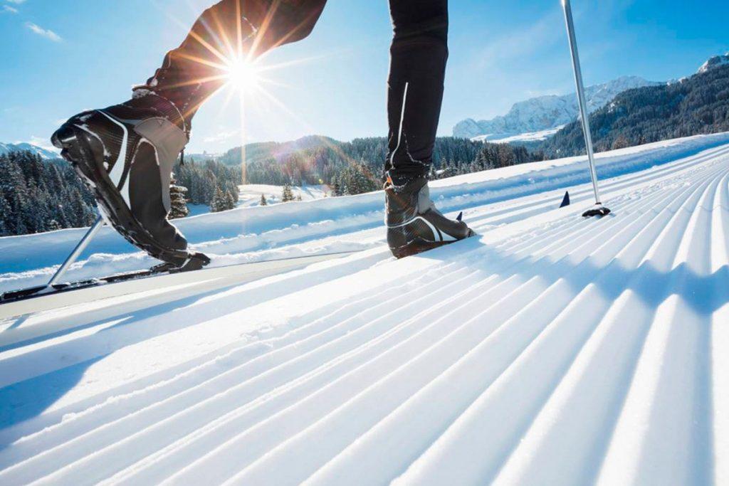 Второй этап лыжной акции «Соблюдая дистанцию – будь первым!» состоялся в Черемхово