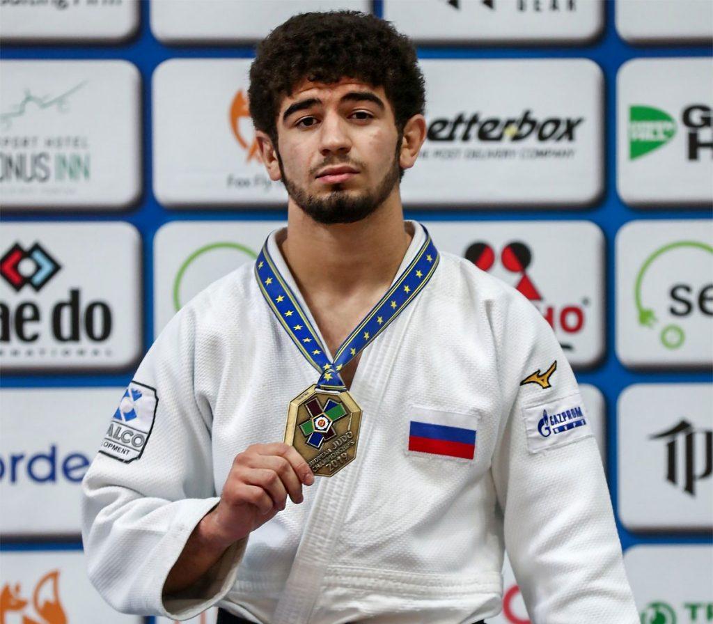 Иркутянин завоевал две медали на первенстве Европы по дзюдо