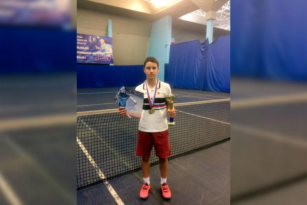 Иркутский теннисист Максим Лавыгин привёз две медали с турнира памяти А.В. Круглякова