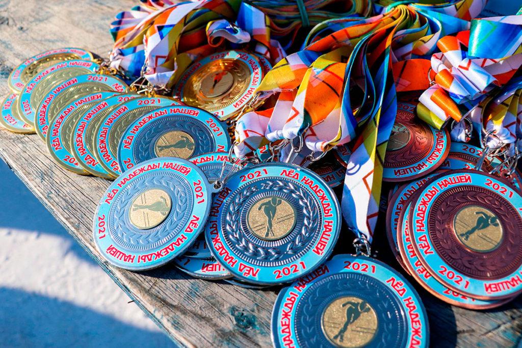 Всероссийские соревнования по конькобежному спорту «Лёд надежды нашей» состоялись в Иркутске