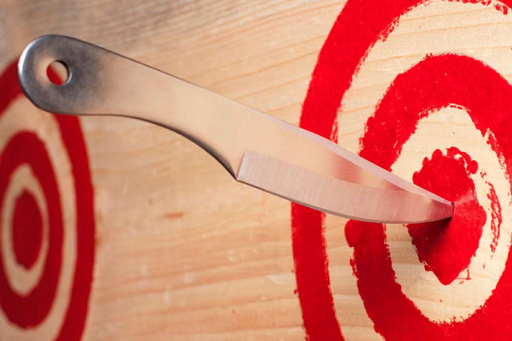 В Иркутске пройдут соревнования по спортивному метанию ножа