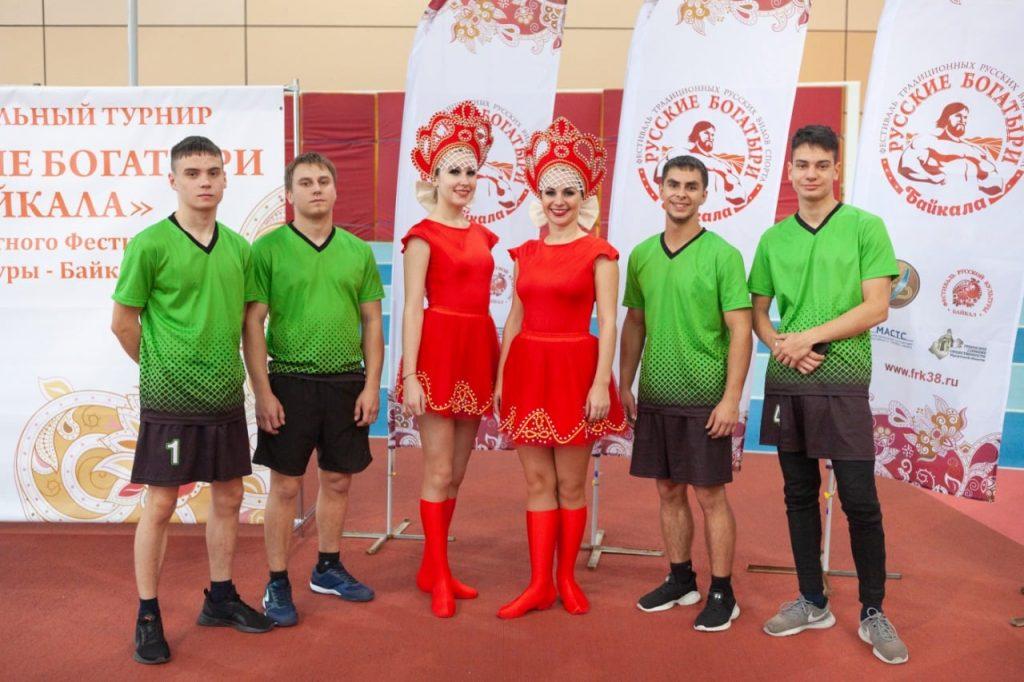 Турнир «Русские богатыри Байкала» по мини-лапте состоялся в Иркутске