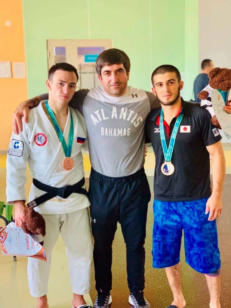 Иркутские дзюдоисты привезли с открытого турнира Азии две медали