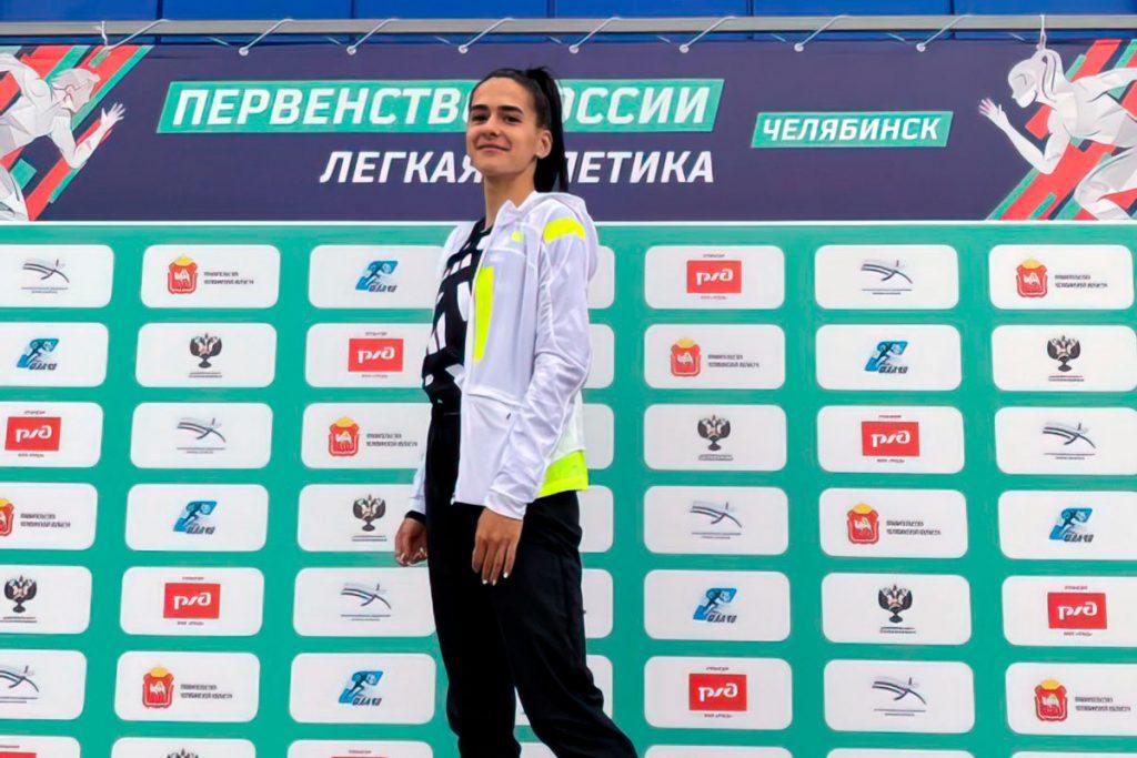 Бегунье Ольге Родиошкиной присвоено звание «Мастер спорта международного класса» по лёгкой атлетике