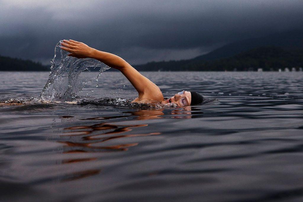 На Байкале стартовал трансбайкальский экологический заплыв Baikal Great Swim
