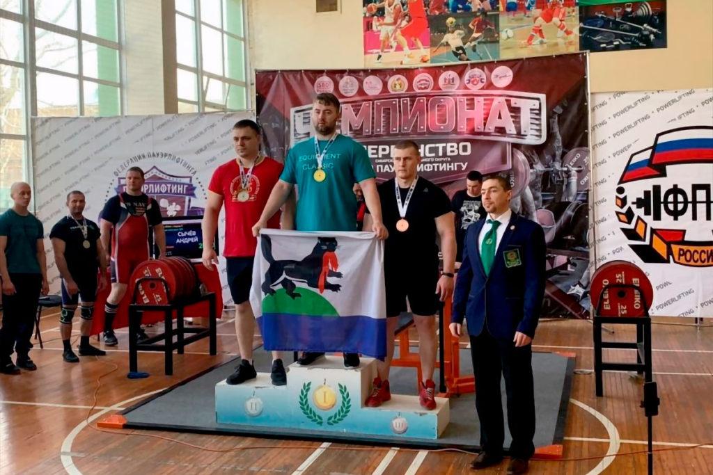 Спортсмены Приангарья успешно выступили на чемпионате и первенстве СФО по жиму и классическому жиму