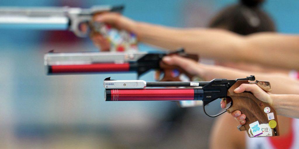Артём Черноусов занял второе место на чемпионате России по стрельбе из пневматического пистолета