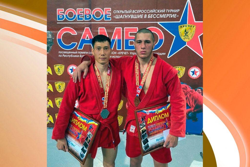 Спортсмены Приангарья завоевали семь медалей на всероссийских соревнованиях по самбо