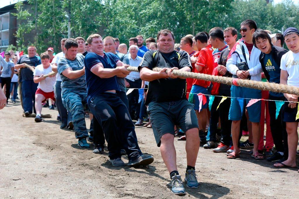 XXXIX летние сельские спортивные игры Иркутской области пройдут с 2 по 4 июля в посёлке Новонукутский