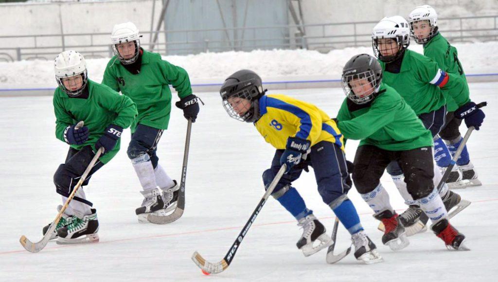 «Сибскана» открывает в Аларском районе спортивную школу по хоккею с мячом