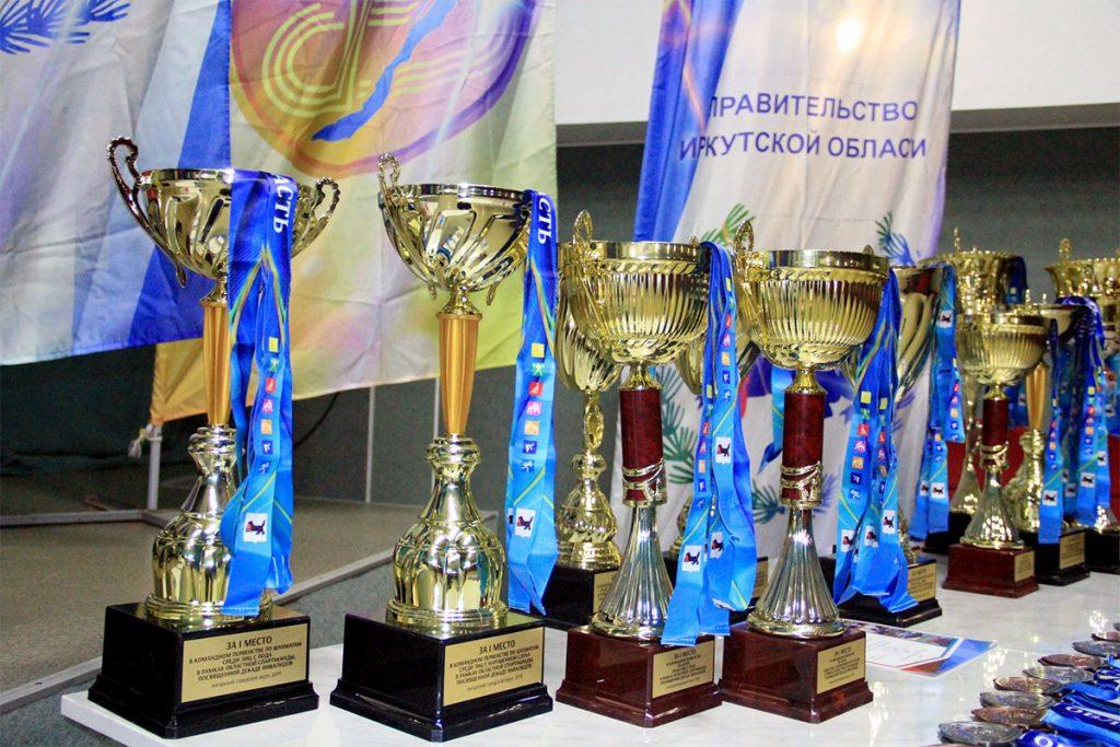 На областной Спартакиаде, посвященной декаде инвалидов, победила команда Ангарска