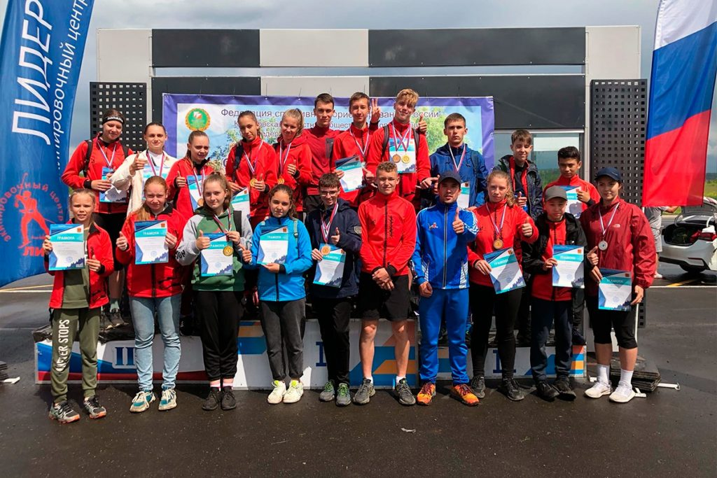 На первенстве СФО по спортивному ориентированию спортсмены сборной Иркутской области продемонстрировали отличные результаты