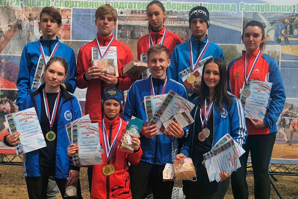 19 медалей выиграли спортсмены Приангарья на всероссийских соревнованиях по спортивному ориентированию «Тропой шамана»