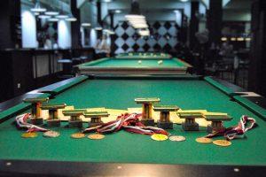 В Иркутске прошёл чемпионат области по бильярду