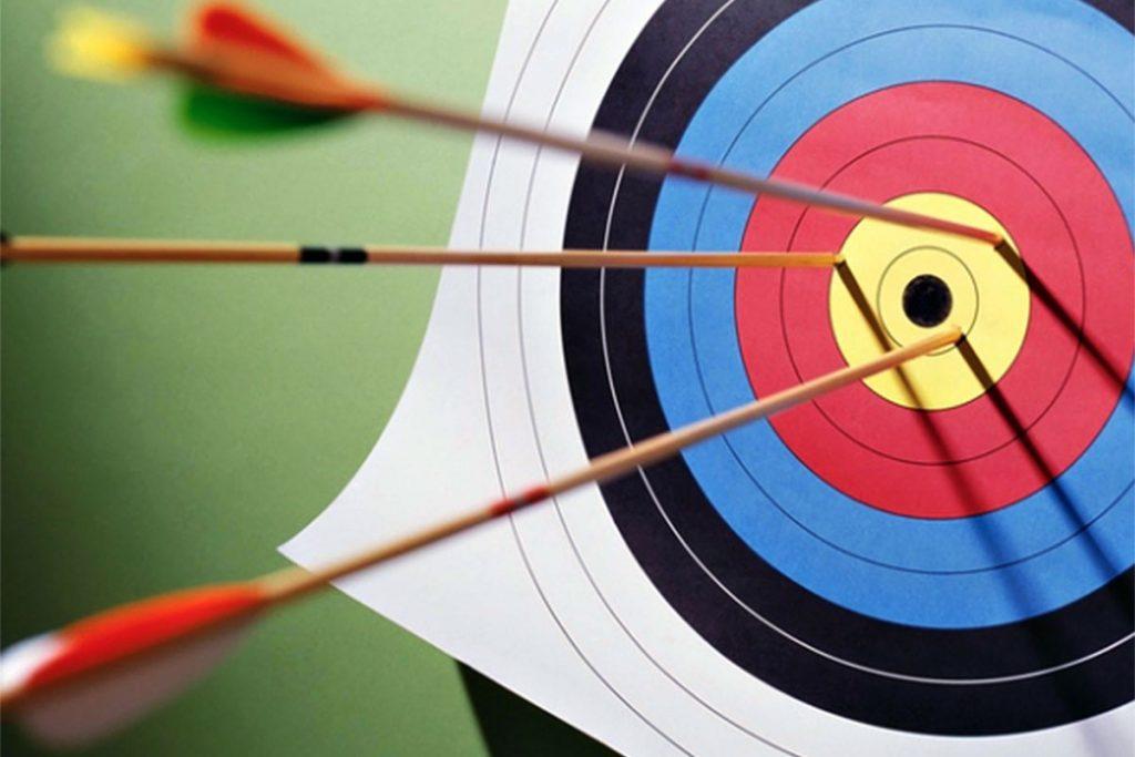 Результаты открытых областных соревнований по стрельбе из лука