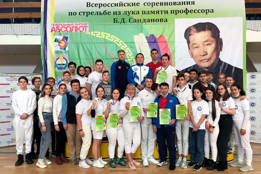 Иркутские спортсменки взяли серебро и бронзу на всероссийских соревнованиях по стрельбе из лука