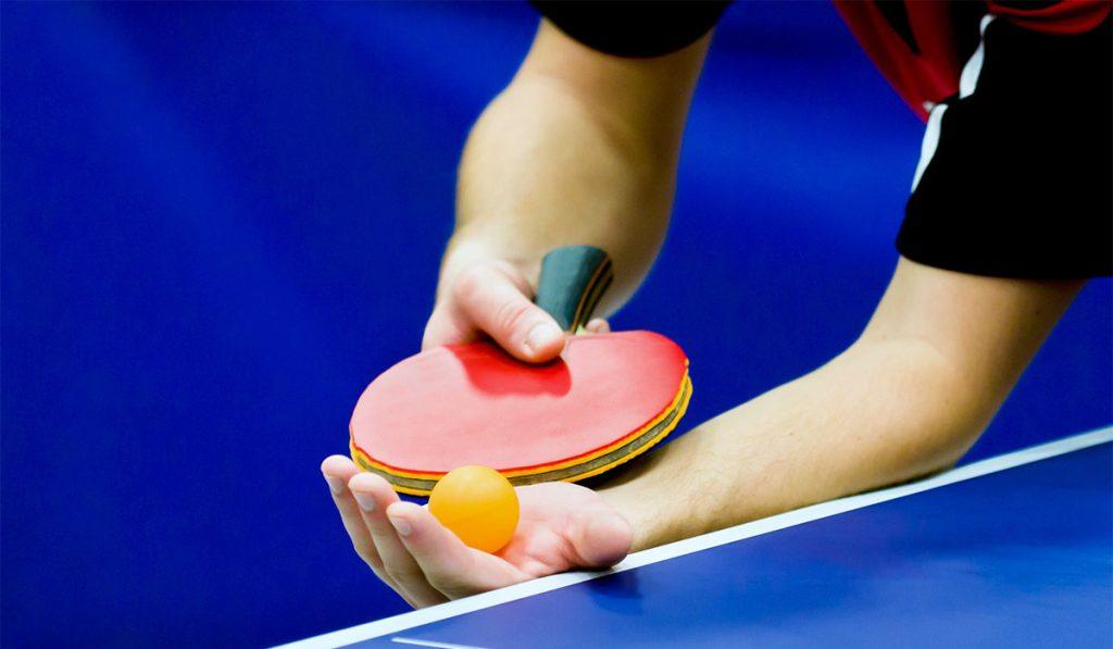 Спортсмены Приангарья успешно выступили на первенстве СФО по настольному теннису